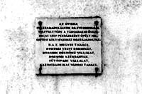 ovoda_emlektabla