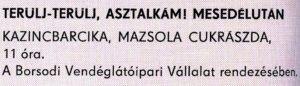 12. Mazsola - 1973.09.30.