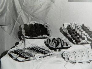 22. Mazsola - cukrászbemutató