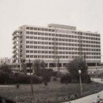 Kazincbarcikai Városi Kórház neves tervezője - Jánossy György építész