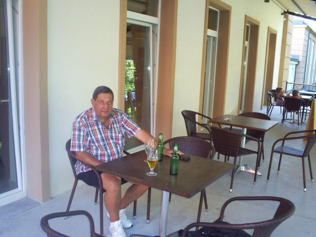Béla 2016 augusztusában