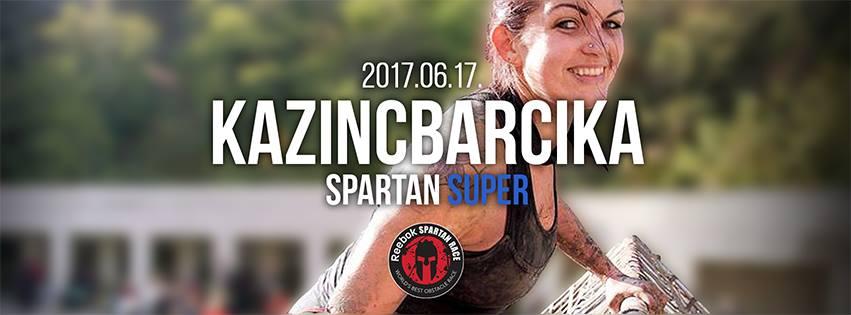 Kazincbarcika Spartan Super @ Kazincbarcika | Kazincbarcika | Borsod-Abaúj-Zemplén | Magyarország
