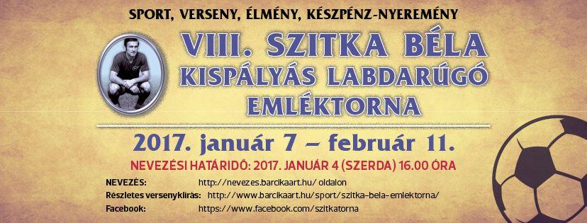 VIII. Szitka Béla Kispályás Labdarúgó Emléktorna @ Kazincbarcika | Kazincbarcika | Borsod-Abaúj-Zemplén | Magyarország