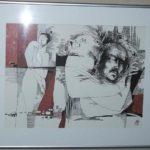Szalézi Gimi Galéria: egykori diák mesteri kiállítása az alma materben