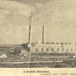 Már három gépegység termel villamos energiát a Borsodi Hőerőműben – Szabad Nép, 1956. január 1.