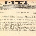 Sajókazinc és környéke az MTI bűnügyi híreiben 1921-1950 – II. rész