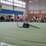 Kiválóan szerepeltek a barcikai ritmikus gimnasztikások