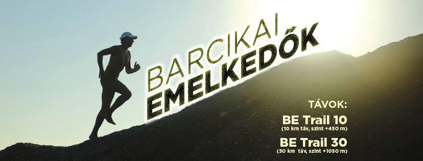 Barcikai Emelkedők terepfutó verseny @ Kazincbarcika | Kazincbarcika | Magyarország