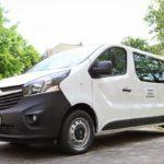 Új mikrobusz segíti a barcikai mozgáskorlátozottakat