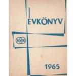 BVK Évkönyv 1965