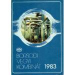 Borsodi Vegyi Kombinát 1983