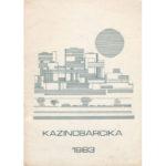 Kazincbarcika 1983