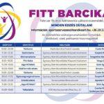 Fitt Barcika: ingyenes sportfoglalkozások minden korosztálynak