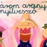 Három arany nyílvessző – a diafilmet rajzolták: a Május 1. úti általános iskola alsó tagozatosai