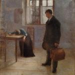 """""""A házassági esküvést nem oly könnyen lehet felbontani, mint a rossz varrást"""" – válás a XIX. században Tardonán"""