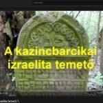 A kazincbarcikai izraelita temető 1.
