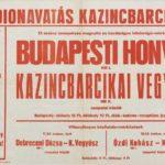 A kazincbarcikai utcák, lépcsőházak hírmondói: plakátok az 1958-1978 közötti időszakból – 2. rész